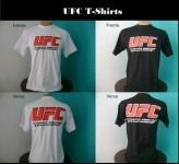 Lote de Camisetas UFC