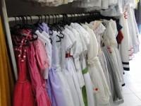 Lote de trajes para festa com mais de 800 peças e acessórios!