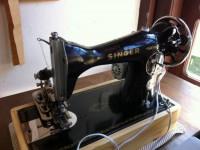 Lote de máquinas industriais para confecção