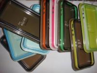 Vendo lote de capas bumper para iphone 4/4s