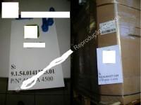 Lote co 52 CX de Preforma pet 20,6 grs boca 28 PCO engepack cor azul