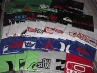 Lote com 35 Camisetas