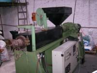 Extrusoras Rosca de 60mm/35mm e Coextrusão