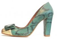 Lote de sapatos femininos Cristófoli, Raphaella Booz, e outras marcas (350 pares)