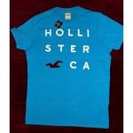 camisetas hollister e abercrombie originais