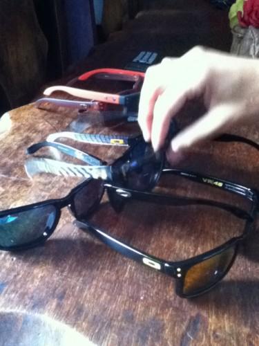 ... LOTE 8 Oculos Oakley Holbrook direto dos E.U.A ... de43cafbaa