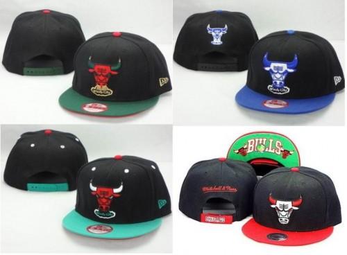 Lote de Bonés do Chicago Bulls c81d76b3611