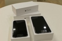 "Smartphone Apple iPhone 6 16GB 4.7"" MG5W2 A1549 Blac"