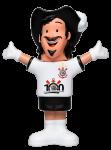 mascote oficial do centenário do Corinthians