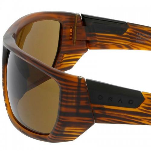 4f21edf5d09b5 Óculos de Sol Azuma Small Havana