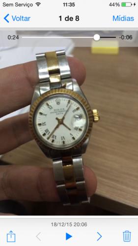51c0253895f Lote de Relógios Rolex Originais