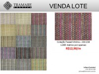 Lote Tweed Vitoria