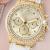 Relógio Modern - Dourado
