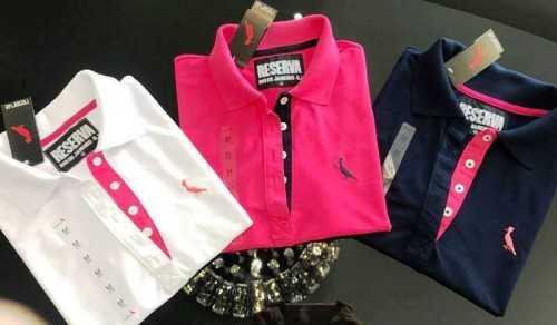 208e8e596e Camisetas Polo Femininas Importadas do Peru