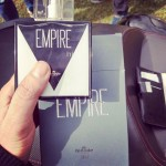 Perfume Masculino Hinode Empire Tradicional 100ml.
