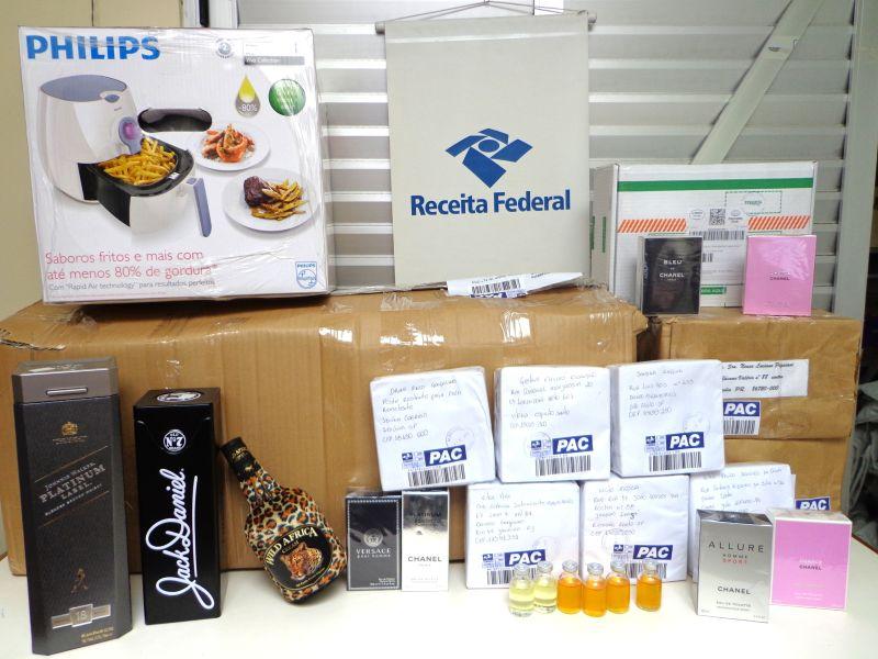 Onde Comprar Lotes de Mercadorias Apreendidas Pela Receita Federal Para  Revender?