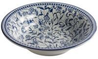 101003 Bowl de melamina decorado 2
