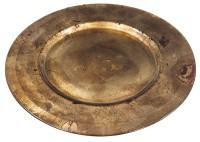 137002 Sousplat-de-Vidro-32cm-cor-Bronze