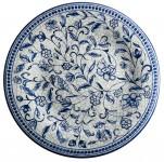 101005 Prato de melamina decorado 27cm 1