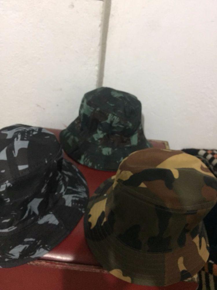 937a25b7068ca Chapéu Bucket Hat Cata Ovo Chorão Madruga RAP Skate Liso