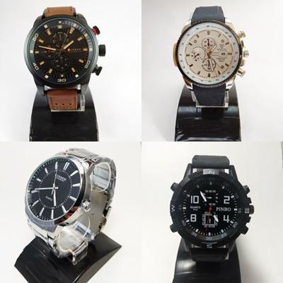 ab23a7aeb93 Descrição da(s) Mercadoria(s) . Lote com relógios originais ...