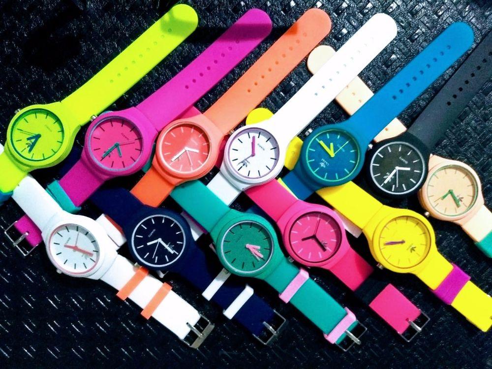 e2174cd42e2 Lote de Relógio Adidas Colors