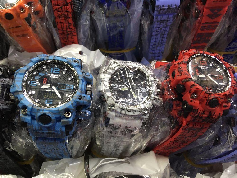 8c6211d249e34 Lote de Relógios GShock