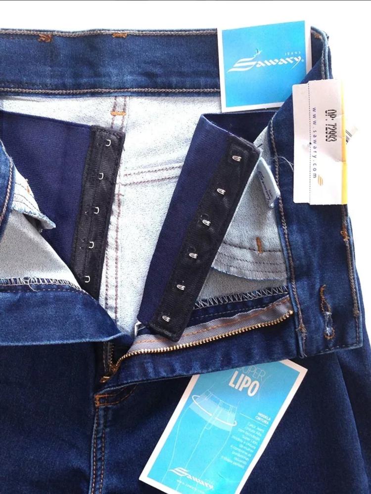 1d7eef4b7 Calça Jeans Super Lipo Sawary