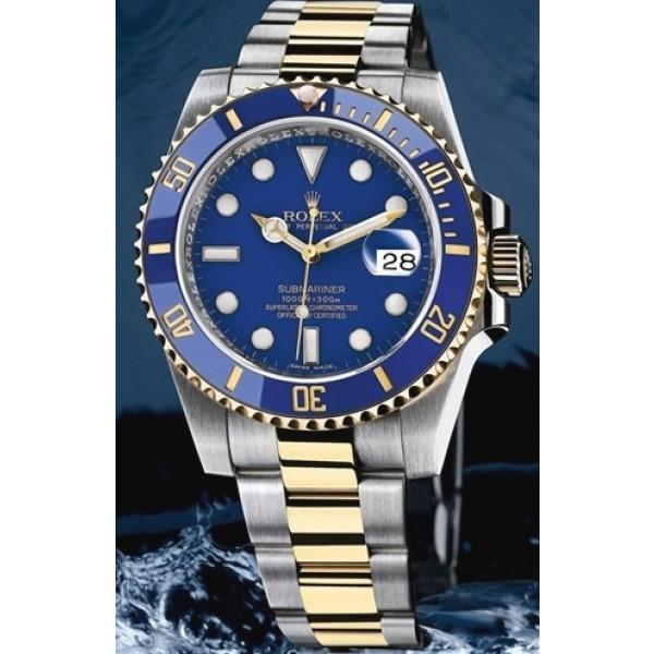 6c02ee1db85 10 Réplicas de Relógios Rolex Dourado e Prata