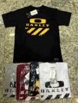 Camisas-Camisa-Camiseta-Camisetas-Masculinas-Amarela-Surf-Oakley-Em-Atacado-Camisa-Em-Atacado