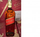 RED LABEL - LOTE