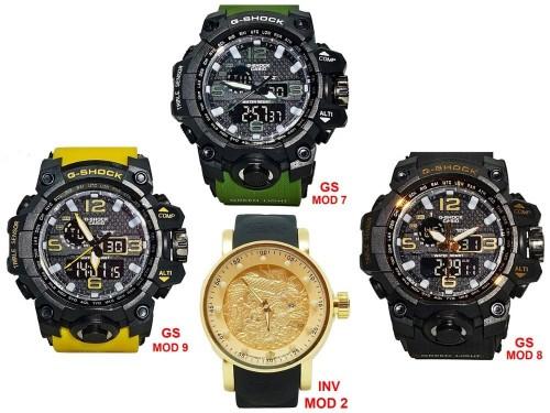 bdccf7d546b Relógios G Shock Invicta Yakusa