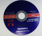 Disco corte 115mm