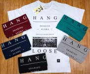 Camiseta HANG LOOSE Atacado