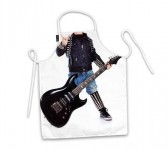 avental rock star